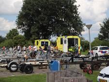 Zes gewonden bij explosie op plezierjacht in Groningen