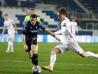 KIJK LIVE. Geraakt Real Madrid nog voorbij tienkoppig Atalanta?