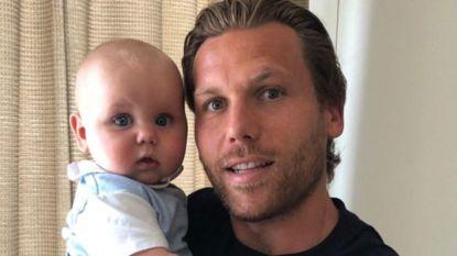 Oef, jongste zoontje Ruud Vormer is weer thuis na lichte longontsteking