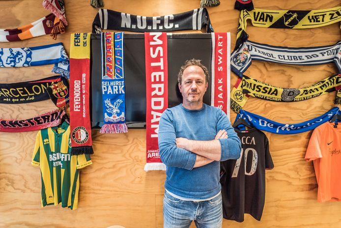 Directeur Jasper Schwartz is blij met de verkoop van Gamebasics aan een groot Engels bedrijf