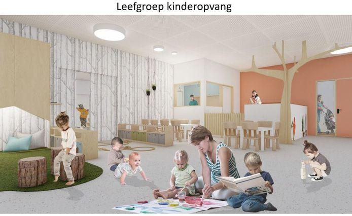 De leefgroep kinderopvang
