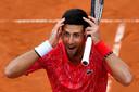 Novak Djokovic vol ongeloof op de Adria Tour.
