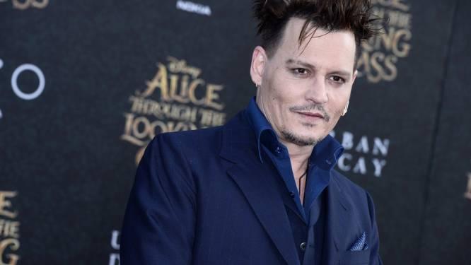 Johnny Depp wil geen getuigen bij rechtszaak