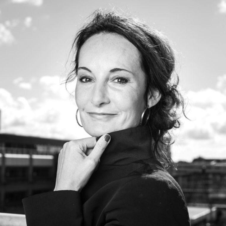 Esther van Fenema, psychiater en lijsttrekker voor NLBeter. Beeld -