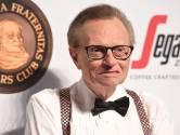 Talkshowlegende Larry King (87) overleden