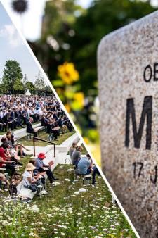 298 namen van slachtoffers voorgelezen bij herdenking MH17