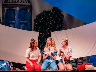 Here we go again: Deep Bridge hervat musicalvoorstellingen Mamma Mia deze zomer in Hasselt