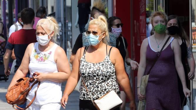 België niet langer het kneusje: in bijna heel Europa stijgt aantal besmettingen fors