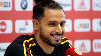 """WK LIVE (8/7). Chadli: """"Als je Brazilië kan verslaan, moet je niemand vrezen"""" - Uruguayaan fluit Frankrijk - België"""