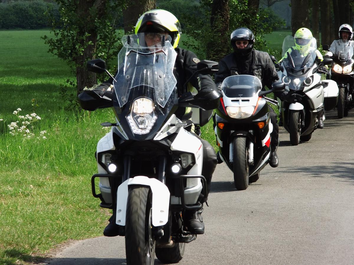 De motorclub uit Bredevoort probeert al jarenlang een clubhuis te realiseren.