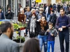Enschede roept Duitsers op: kom niet shoppen op Dag van de Arbeid