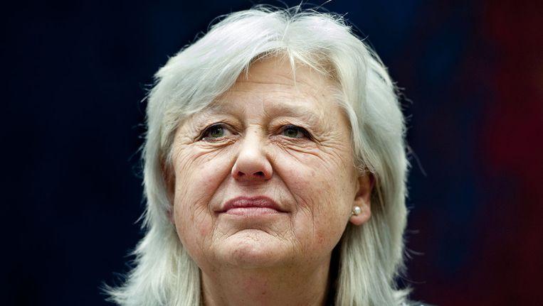 President van de rekenkamer Saskia Stuiveling Beeld anp