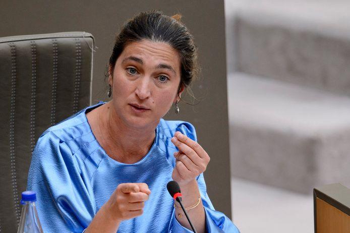 Vlaams minister van Justitie Zuhal Demir (N-VA)