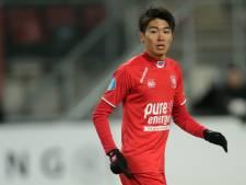 Nakamura succesvol voor reserves FC Twente