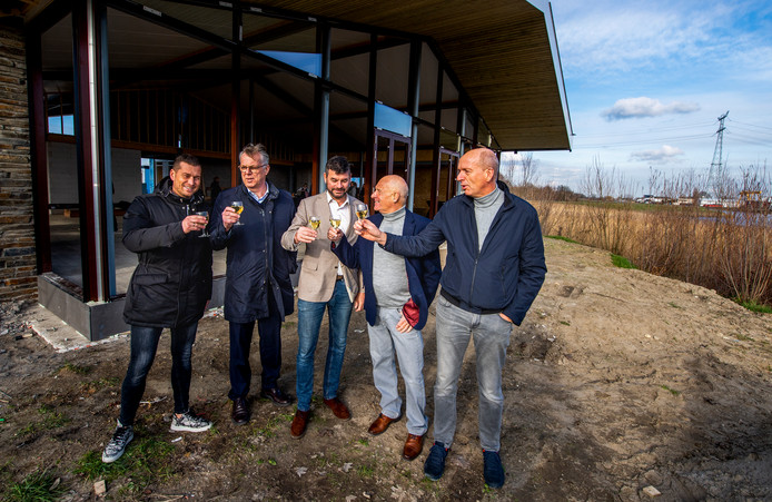Nieuw Beren Restaurant In Capelle Bijna Klaar Rotterdam Adnl