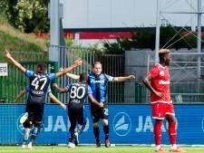 Club Brugge loopt ondanks goal Vormer averij op bij Antwerp