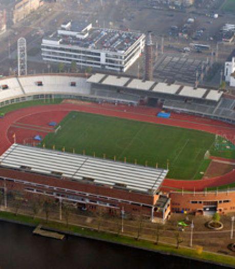 Stoel Pim Fortuyn weg uit Olympisch Stadion