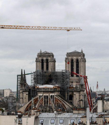 Les travaux de reconstruction de Notre-Dame de Paris pourront commencer en 2022