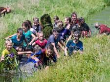 Toch zomerse pretweek voor Hazerswoudse jeugd