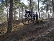 Mountainbikers zijn door het dolle heen: MTB-afdeling is opgezet, nu het parcours nog