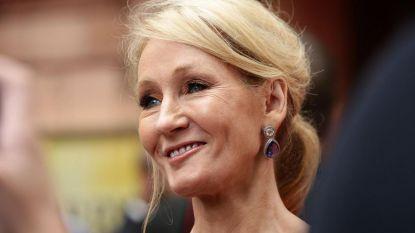 Trump schept op over zijn 'uitstekende schrijverskwaliteiten' en J.K. Rowling kan niet stoppen met lachen