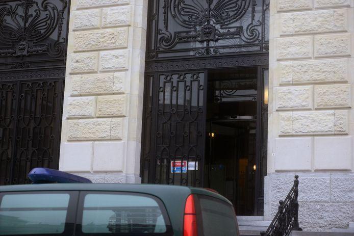 Illustratiebeeld rechtbank.