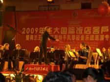 Torkest terug van tournee door China