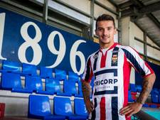 Willem II'er Jordy Croux: liever op links