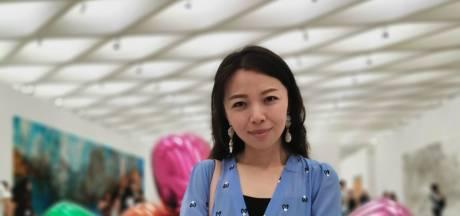 Arnhem steekt Wuhan hart onder de riem, Fang Peng is er blij mee: 'Virus is niet de schuld van de Chinezen'