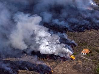"""Nederlands 'wonderhuisje' op La Palma alsnog door lava verwoest: """"We zijn alles kwijt"""""""
