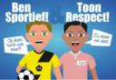 Ben Sportief en Toon Respect