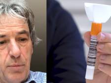 Herman Goossens annonce que son nouveau système de tests salivaires rapides est prêt