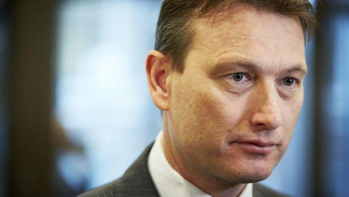 VVD-fractieleider Halbe Zijlstra,