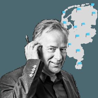 Hoe een meisje van dertien een werkbezoek van D66 betovert