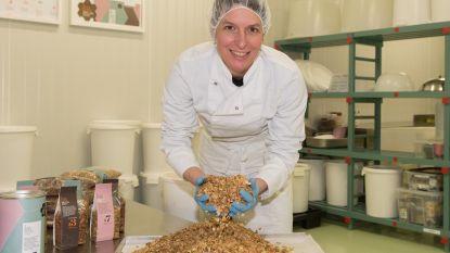 Natalie maakt droom waar met verse granola