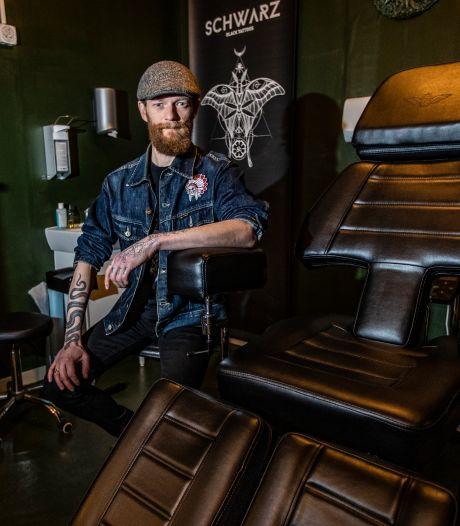 Eigenaren en klanten kijken uit naar heropening tattooshops, maar de gezellige tijden zijn voorbij