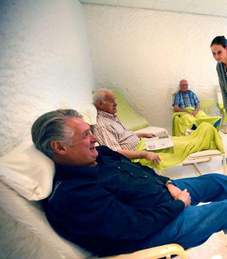Van Noordenne heeft 'weer lucht' na behandeling in zoutkamer in Hardinxveld