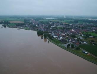 Accuut overstromingsgevaar in Maasdorpen geweken: alleen Maaseik nog fel onder druk