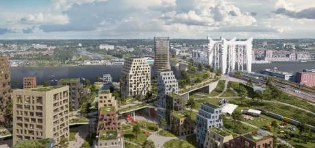 Dordrecht wil met 300 miljoen euro voor miljarden in groene en duurzame stad investeren