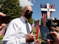 """Biden défend le retrait d'Afghanistan: """"Faut-il envahir tous les endroits où se trouve Al-Qaïda et y laisser nos troupes?"""""""