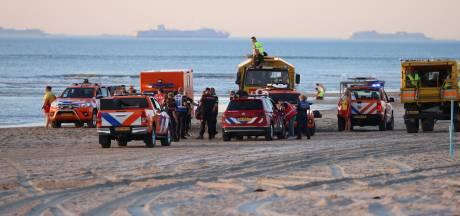 Reddingsactie vermiste 15-jarige jongen bij de Zandmotor omgezet in bergingsactie