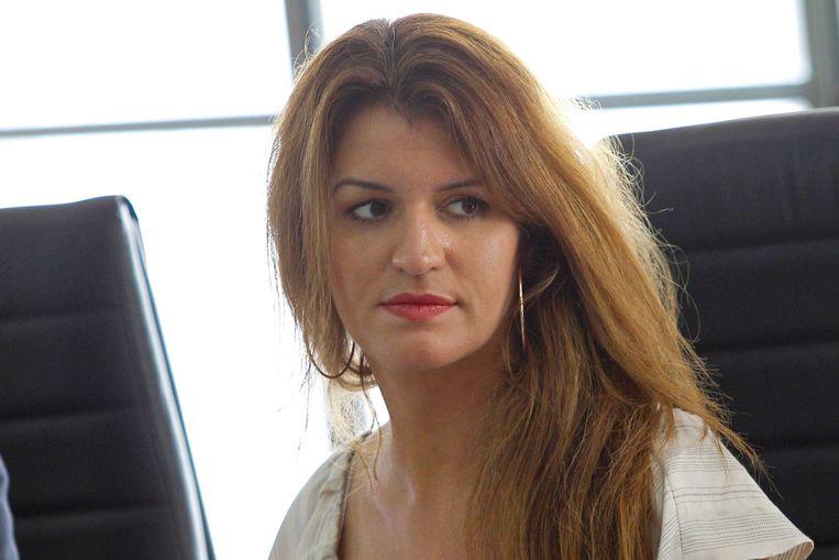 De Franse staatssecretaris Marlène Schiappa noemt zichzelf sapioseksueel.