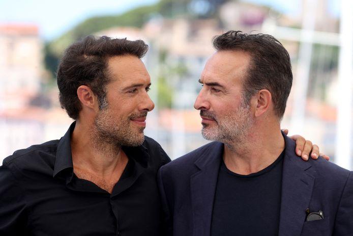 Nicolas Bedos et Jean Dujardin