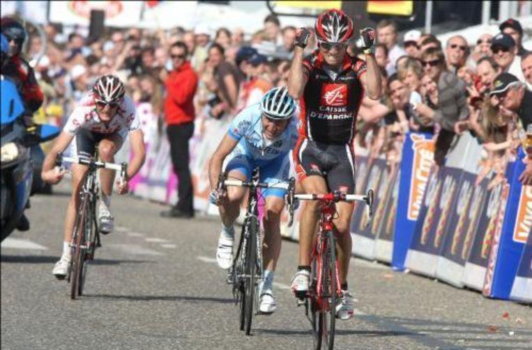 Vorig jaar won Alejandro Valverde Luik-Bastenaken-Luik. Ook dit jaar verschijnt de Spanjaard normaal gezien aan de start. Beeld UNKNOWN