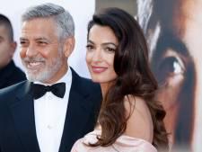 """Amal Clooney: """"Pour le bien de notre mariage, je ne le referai plus jamais"""""""
