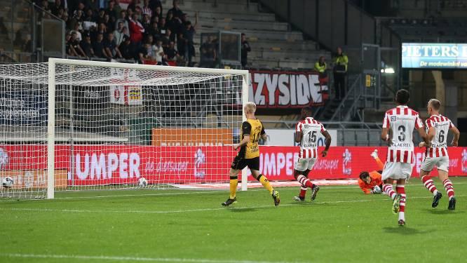 TOP Oss krijgt koude douche in Kerkrade dankzij 2-0 verlies
