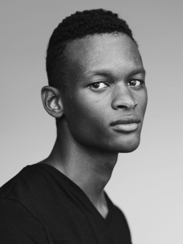 Joshi Rosenda (19) - Surinaams/Curaçaos Beeld Stephan Vanfleteren