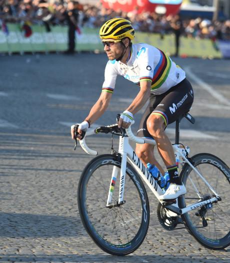 Valverde krijgt weer het startnummer 1 in Vuelta