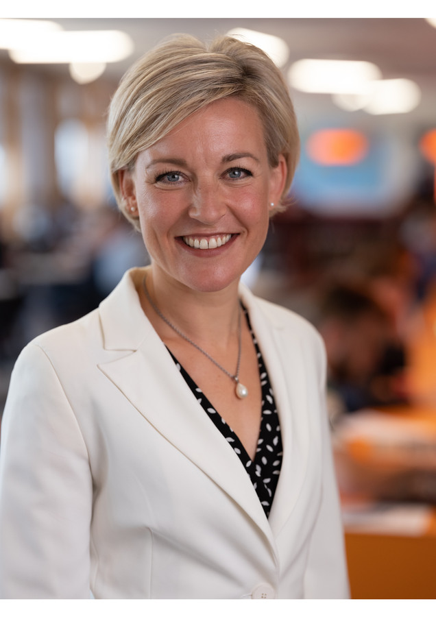 Iris Meerts is de nieuwe burgemeester van Wijk bij Duurstede.