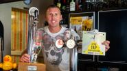 """Cafébaas Dave Jacobs (38) is Belgisch kampioen biertappen: """"Ondanks bibberende handen in de finale"""""""